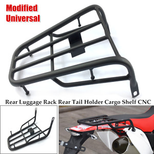 1×Motorcycle Scooter Aluminum Rear Seat Luggage Rack Tailstock Holder Shelf Rack