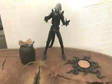 NECA Big Chap Alien Xenomorph Loose Action Figure Facehugger Chestburster Extras