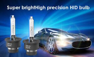 2PCS HeartRay OEM HID Bulbs Xenon Lamp Light D1S D2S D3S D4S 35W 5500K 6500K HRQ