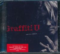Keith Urban Graffiti U CD NEW featuring Female Parrallel Line
