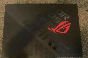 "New ASUS ROG Strix Scar 17 G733 17.3"" (Ryzen 9 5900HX, 32GB, RTX 3080, 2TB SSD)"