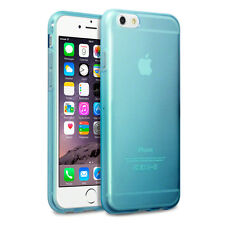 iPhone 5  SE Original Ultra Slim Hybrid Reinforced Rubberised Rugged Bumper Blue