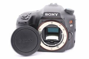 Sony Alpha SLT-A65 24.3MP Digital SLR Camera (Body Only)