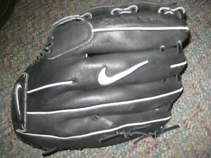 """12.5""""  Nike PRO Tradition Baseball/Softball Glove w/Leather Piping A2000 Quality"""
