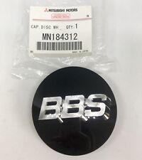 JDM Mitsubishi BBS Wheel Hub Center Cap 70mm outer / 60mm inner
