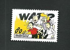 Olanda , personaggi dei fumetti : Suske en Wiske - 1997