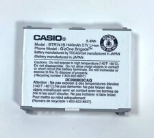 Casio BTR741B 1440mAh 3.7V Replacement Battery