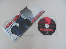 Single CD Adam Clayton & Larry Mullen - Theme from Mission Impossible 1996 129
