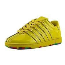 Scarpe sneakers gialle per bambini dai 2 ai 16 anni