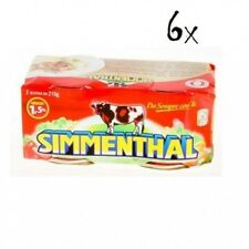 12x SIMMENTHAL beef meat in aspic 2x 215g 100% Italian meat