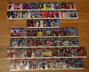 Panini Fifa 365 Adrenalyn XL Nordic Ones to Watch, Defensive & Fans Favourites