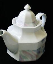 Beautiful White Porcelain China Savoir Vivre  Mikasa Celina teapot & lid