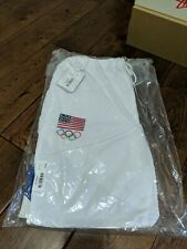 Kith USA Track Pants Size Large White