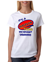 Bayside Made USA T-shirt It's A Kaitlyn Thing You Wouldn't Understand