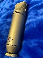 Neumann U 87 Ai Condenser Microphone - Silver
