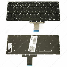 Teclado para portátiles Lenovo Ideapad 510S-14Ikb Black (Without Frame)