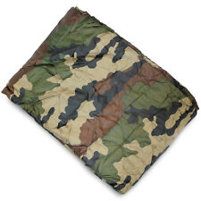 US Army Rip-Stop GI Poncho Liner Quilted Travel Sleeping Bag Mat Warm CE Camo