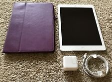 Apple iPad Air 1st Gen. 16GB, Wi-Fi, 9.7in - Silver — Excellent Condition!