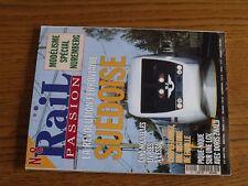 $$$ Revue Rail Passion N°8 CF SuedeCorpet - LouvetLGVBB 16000 La Chapelle