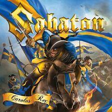 SABATON - CAROLUS REX BLACK VINYL  VINYL LP NEU