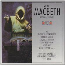 Verdi Macbeth (Cantus, 1943).. [2 CD]