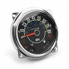 OMIX-ADA Replacement Speedometer Cluster Gauge Assy 5-85 MPH 80-86 Jeep CJ5 CJ7