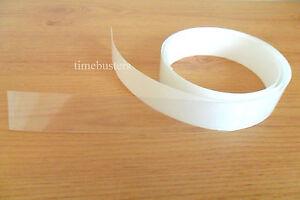 1m Clear Paint Protection Car Bike Vinyl Tape Sticker Film Wrap Transparent 25mm