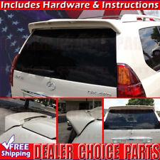 2003 2004 2005 2006 2007 2008 2009 Lexus GX470 Factory Style Spoiler +LED PRIMER