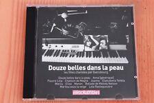Gainsbourg - 12 belles dans la peau Anna Elisa ... 12 titres Boitier neuf CD