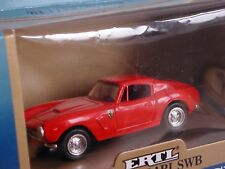 ERTL 61 FERRARI SWB CLASSIC VEHICLES 1:43 - Boxed - Mint