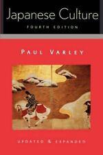 Japanese Culture [Studies of the Weatherhead East Asian Institute, Columbia Univ