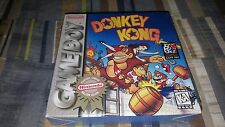 Donkey Kong (Nintendo Game Boy, 1994) Gameboy Brand New Factory Sealed RARE