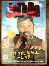 Jethro Off die Wand Live DVD 2004 West Country Stand-Up Comedy Show Routine