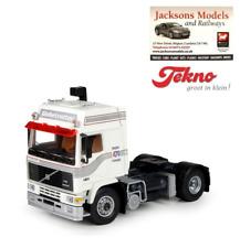 Tekno 71129 VOLVO F16 Globetrotter 4x2 Tractor Unit White/silver 1 50 Scale
