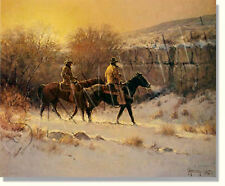 "**** ""ALONG THE CANYON WALL"" LIMITED EDITION PRINT  BY G. HARVEY****"