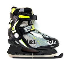 M&L Sport A 9.2 Eislaufschlittschuhe Schlittschuhe Semisoft Unisex Gr 42
