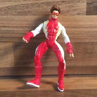 DC Comics Vintage Hasbro 1999 Impulse Kid Flash Figure Rare Justice League
