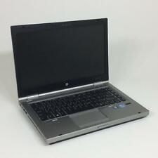 "14"" HP ELITEBOOK 8470P Intel Core i7-3720QM 2.60GHz 8GB 320GB - NO OS"