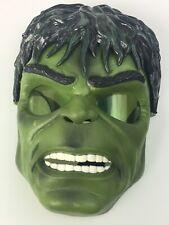 Incredible Hulk Face Mask. Toy, Marvel Costume Mask