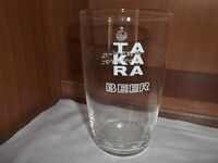 RARE Vintage - TAKARA JAPANESE BEER GLASS - UNIQUE !!!