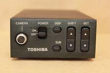 Toshiba IK-UM42A CCD Color Camera  BRAND NEW!
