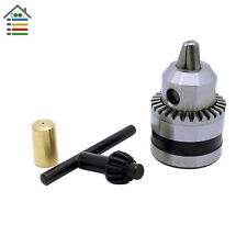 1pc 0.6-6mm Mount B10 Drill Chuck w/3.17mm Motor Shaft for Electric Power Tools
