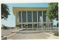 Music Center N Grand Avenue Los Angeles USA 1979 Postcard 457a