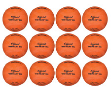 "OTL 12"" Softball Over-the-Line OMBAC Official Ball (DOZEN)"