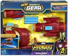Marvel Avengers Infinity War - Nerf Assembler Gear - Iron Man - NEUF