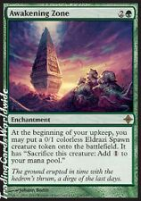 Risveglio zona // FOIL // NM // Rise of the Eldrazi // Engl. // Magic Gathering