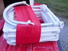 Ace Deluxe Emergency Fire Escape Ladder Rope 2 Story