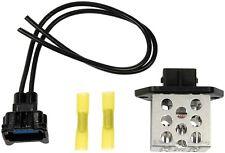 Radiator Fan Relay Kit fits Ford Dorman 902-219