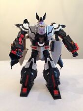 Galvatron TRANSFORMERS Cybertron Leader Class 2005 Hasbro WORKS RID megatron