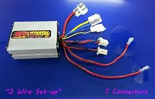 Razor E300 & E200 + Variable Speed controller - must have our throttle